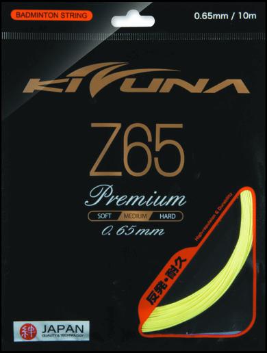Kizuna z65 racket strings